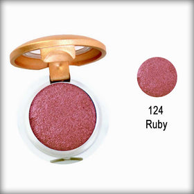 Pastel Metallics Mono Eyeshadow - 124 Ruby