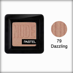 Pastel Pro Fashion Nude Single Eyeshadow 79 Dazzling