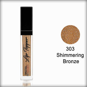 Pastel Profashion Lip Topper 303 Shimmering Bronze