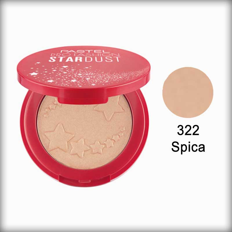 Pastel Profashion Stardust Highlight Spica 322