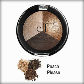 Peach Please Baked Eyeshadow Trio - E.L.F