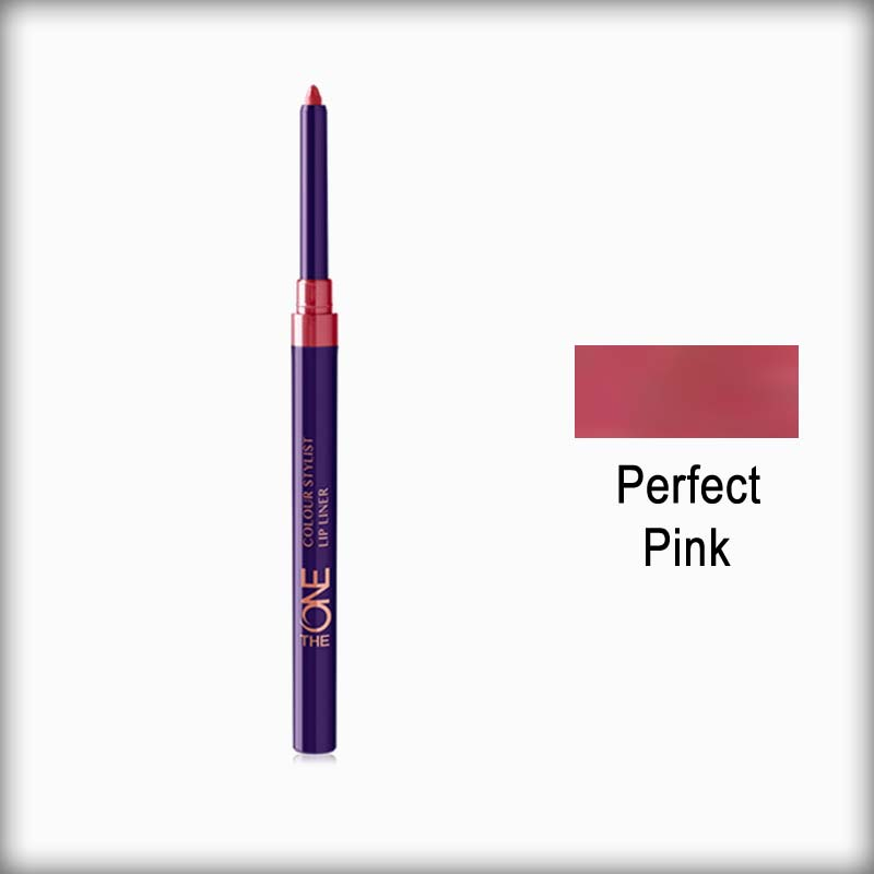 The One Colour Stylist Lip Liner Perfect Pink