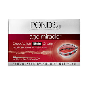 Pond's Age Miracle Overnight Repair Dream Night Cream 50g