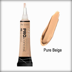 Pure Beige Pro Conceal HD Concealer - L.A. Girl