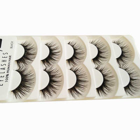 Red Cherry Human Hair Eyelashes 942
