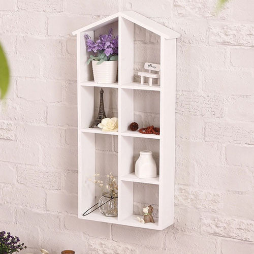 Touchwood Interior Retro Storage Holders Display Rack