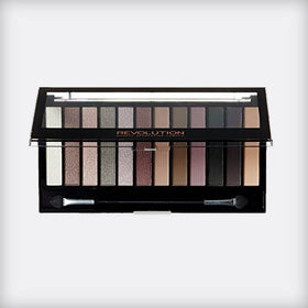 Romantic Smoked Eyeshadow Palette - Makeup Revolution