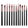 Rose Gold 12Pcs Cosmetic Brushes Makeup Brush Set