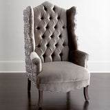 Touchwood Interior Rosette Wingback Chair