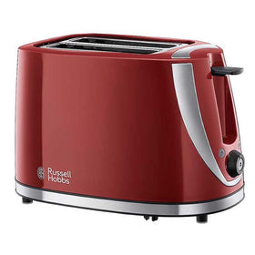 Russell Hobbs 21410 Mode 2-Slice Toaster, Red
