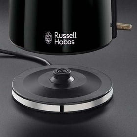 Russell Hobbs Colours Black Kettle