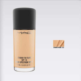 NC25 Studio Fix Fluid Spf 15 - MAC