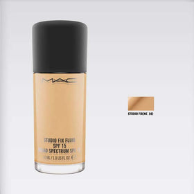 NC30 Studio Fix Fluid Spf 15 - MAC