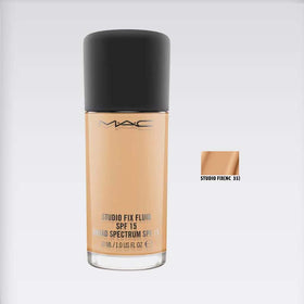 NC35 Studio Fix Fluid Spf 15 - MAC
