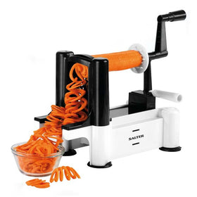 Salter Moods Spiralizer Premium Multi-Purpose Fruit & Vegetable Spiraliser
