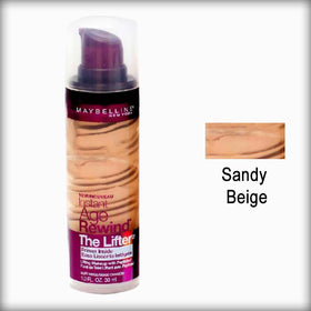 Sandy Beige Instant Age Rewind The Lifter Makeup - Maybelline