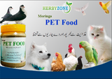 MORINGA Pet Food Is Natural Feed Supplement