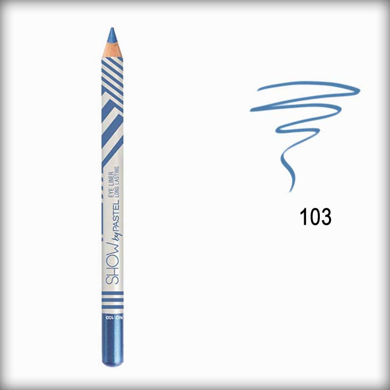 Show By Pastel Eye Liner Pencil 103