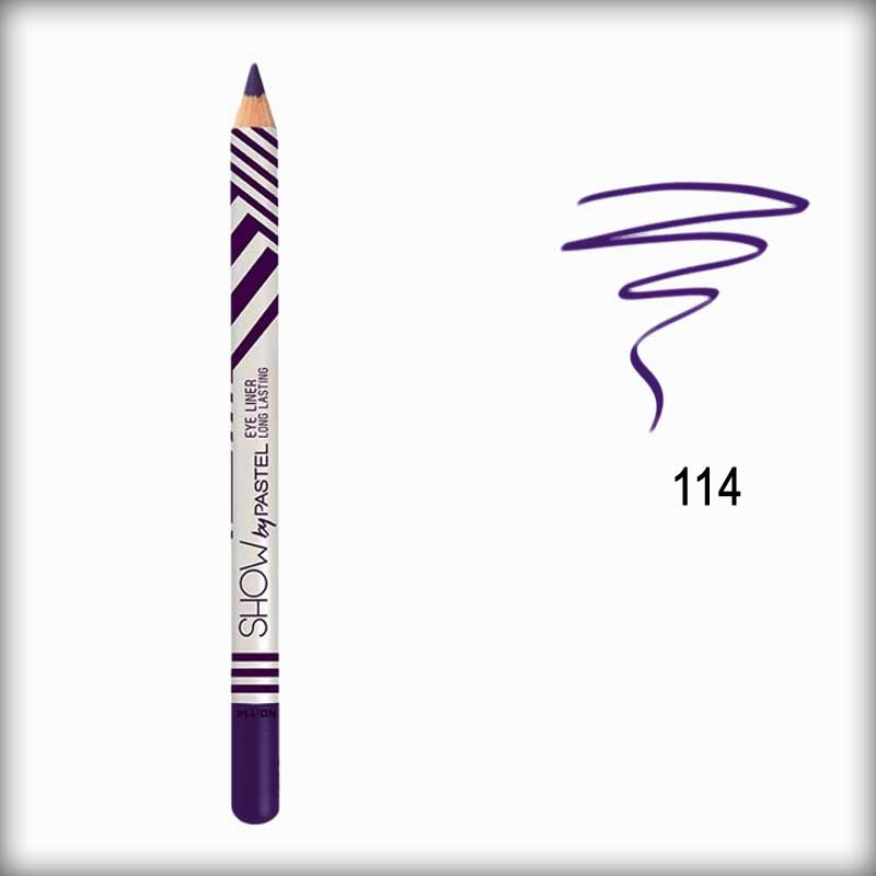 Show By Pastel Eye Liner Pencil 114