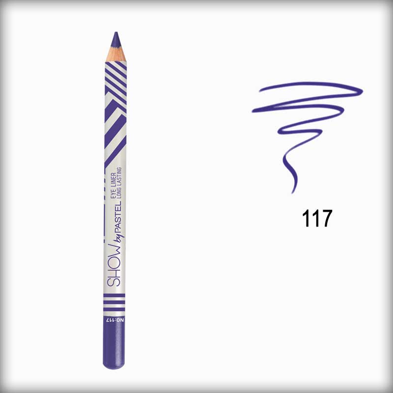 Show By Pastel Eye Liner Pencil 117