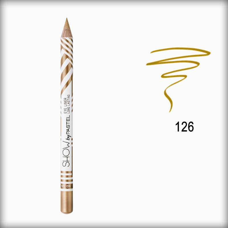 Show By Pastel Eye Liner Pencil 126