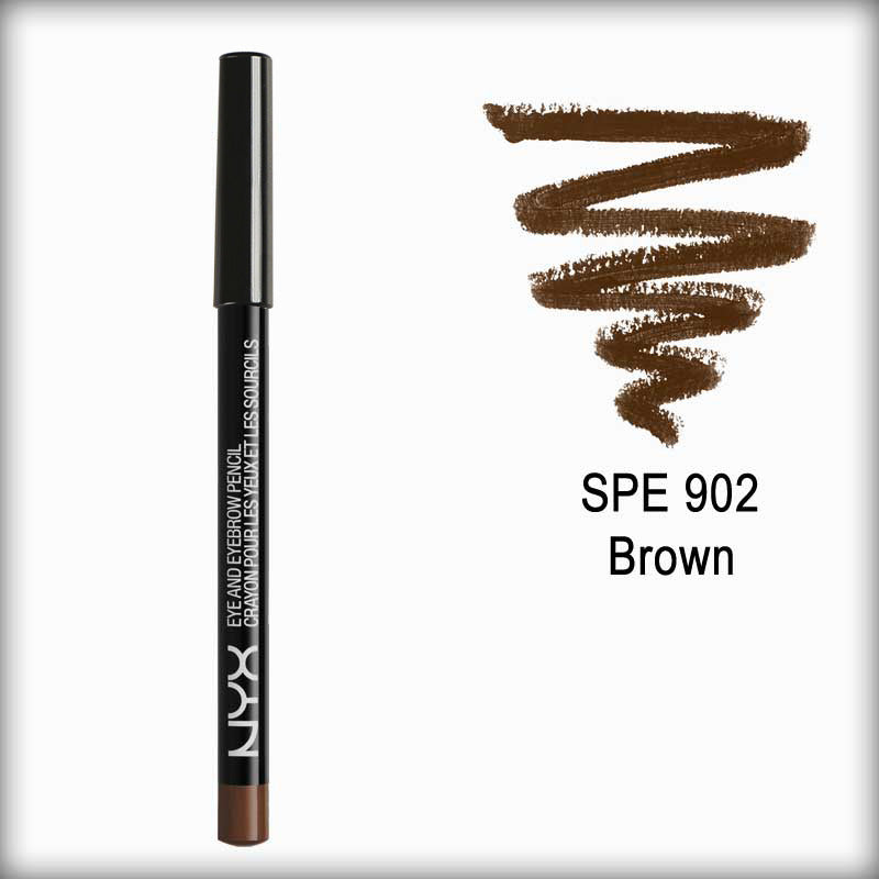 NYX Slim Eye Pencil SPE902 Brown