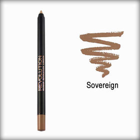 Sovereign - Retro Luxe Metallic Lip Pencil - Makeup Revolution