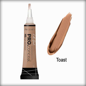 Toast Pro Conceal HD Concealer - L.A. Girl