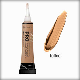 Toffee Pro Conceal HD Concealer - L.A. Girl