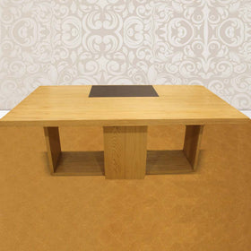 Touchwood Interior Ashwood Manager Desk