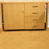 Touchwood Interior Executive Ashwood Side Rack