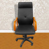 Touchwood Interior Executive Revolving Chair