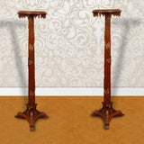 Touchwood Interior Flower Stand Pair