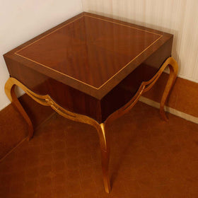 Touchwood Interior High Gloss End Table