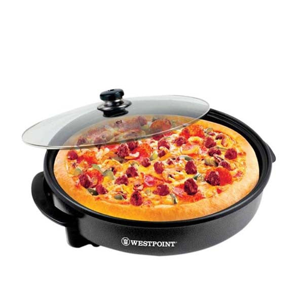 Westpoint Pizza Fry Pan And Grill Wf-3166 - HomeBazar.pk