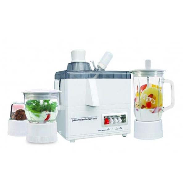 West Point Juicer Blender Grinder Chopper WF-8814 - HomeBazar.pk