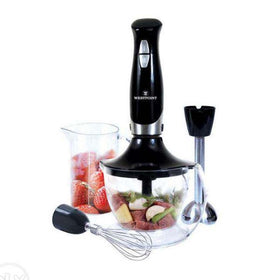 West Point Hand Blender,Chopper And Egg Beater Wf-4201 Bd - HomeBazar.pk