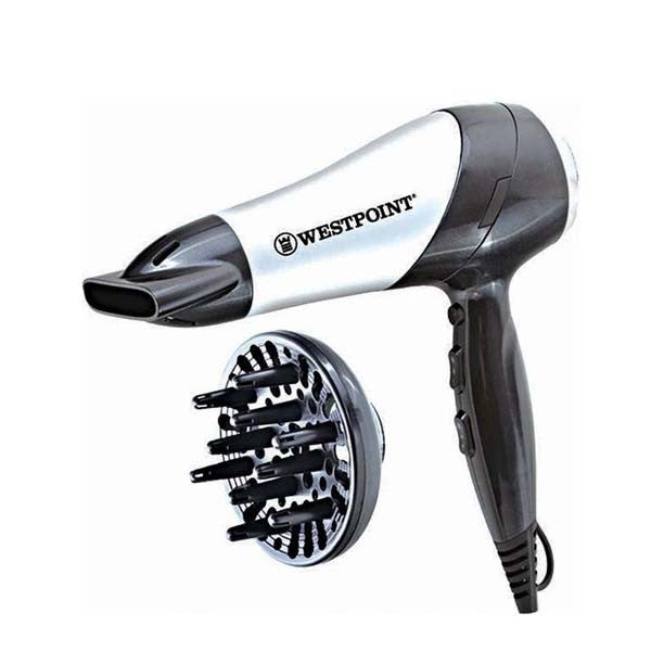 Westpoint Hair Dryer Wf-6270 - HomeBazar.pk