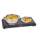 Westpoint Hot Plate Double [New Model] Wf-262 - HomeBazar.pk