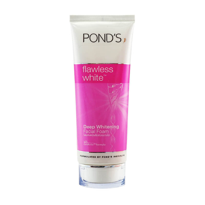 Pond's Flawless White Deep Whitening Facial Foam 100 G