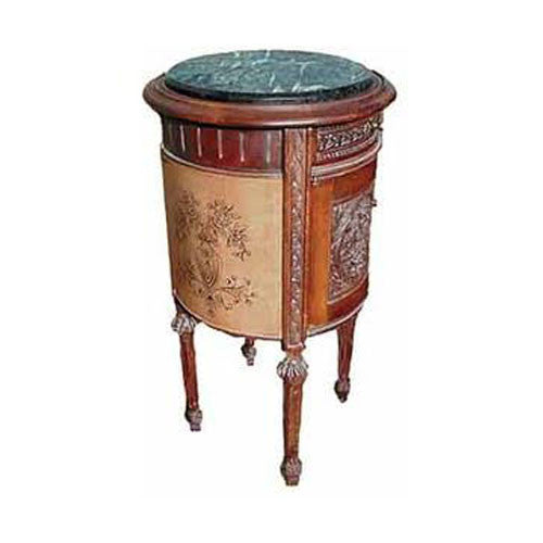Touchwood Interior Wooden End Table