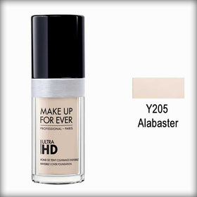 Y205 Alabaster Ultra HD Foundation - Makeup Forever