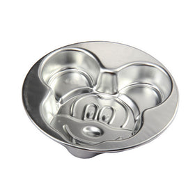 Small Size Mickey Shape Cake/cookie Pan Mouse Shape Baking Molds Fondant Dish Birthday Party Cake Tools
