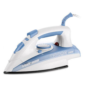 X - 2000 Steam Iron Black & Decker