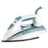 X - 1600 BLACK & DECKER STEAM IRON