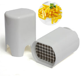 1pcs  Hot French Fry Potato Cutters peelers zesters Slicer Chopper Chipper Vegetable Fruit kitchen tools - HomeBazar.pk - 2