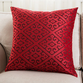 Vintage European Cushion Home Car Throw Pillowcases Cotton Blend Pillows Decorative - HomeBazar.pk - 2