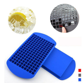 1pcs 160 Holes Ice Cube Maker Silicone Ice Cream Mould Makers Freeze Mold - HomeBazar.pk - 1