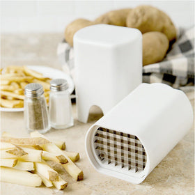 1pcs  Hot French Fry Potato Cutters peelers zesters Slicer Chopper Chipper Vegetable Fruit kitchen tools - HomeBazar.pk - 1