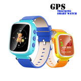 gps child tracking  bracelet watch wristwatches for kids children app for iphone ios android big and full-color screen #Tim179 - HomeBazar.pk - 1